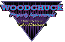Woodchuck Property Improvement, Logo